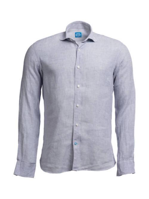 PANAREHA camisa de lino KRABI CH1819Q01