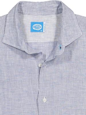 PANAREHA chemise en lin KRABI CH1819Q01