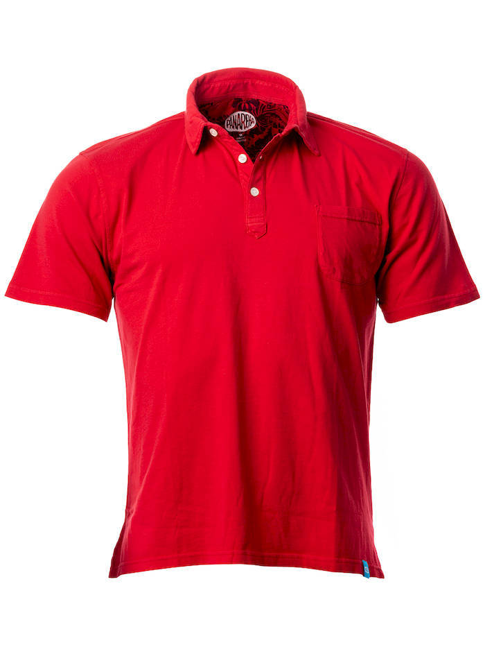 Panareha® polo com bolso DAIQUIRI | PH1801G02