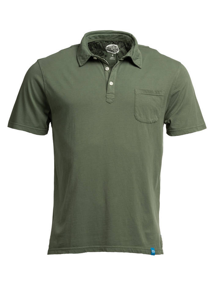 Panareha® polo avec poche DAIQUIRI | PH1801G09