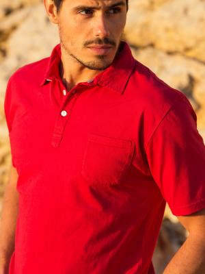 Panareha® polo com bolso DAIQUIRI | PH1801G09