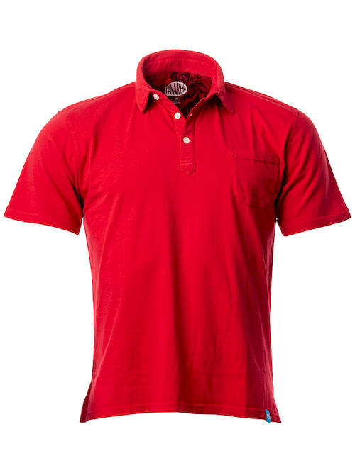 PANAREHA polo com bolso DAIQUIRI PH1801G11