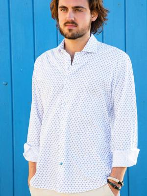 Panareha® | camisa de flores TARIFA