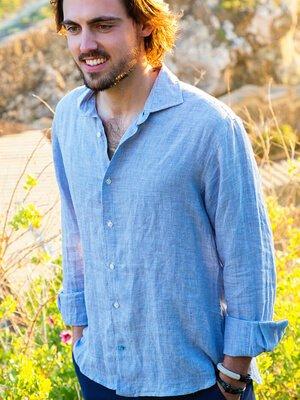 Panareha® | camisa de lino KRABI