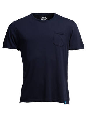 PANAREHA t-shirt con taschino MARGARITA TH1801G01