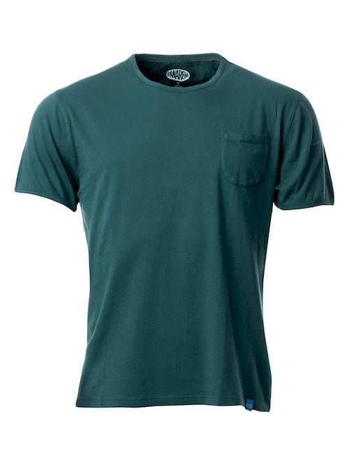 PANAREHA t-shirt com bolso MARGARITA TH1801G13
