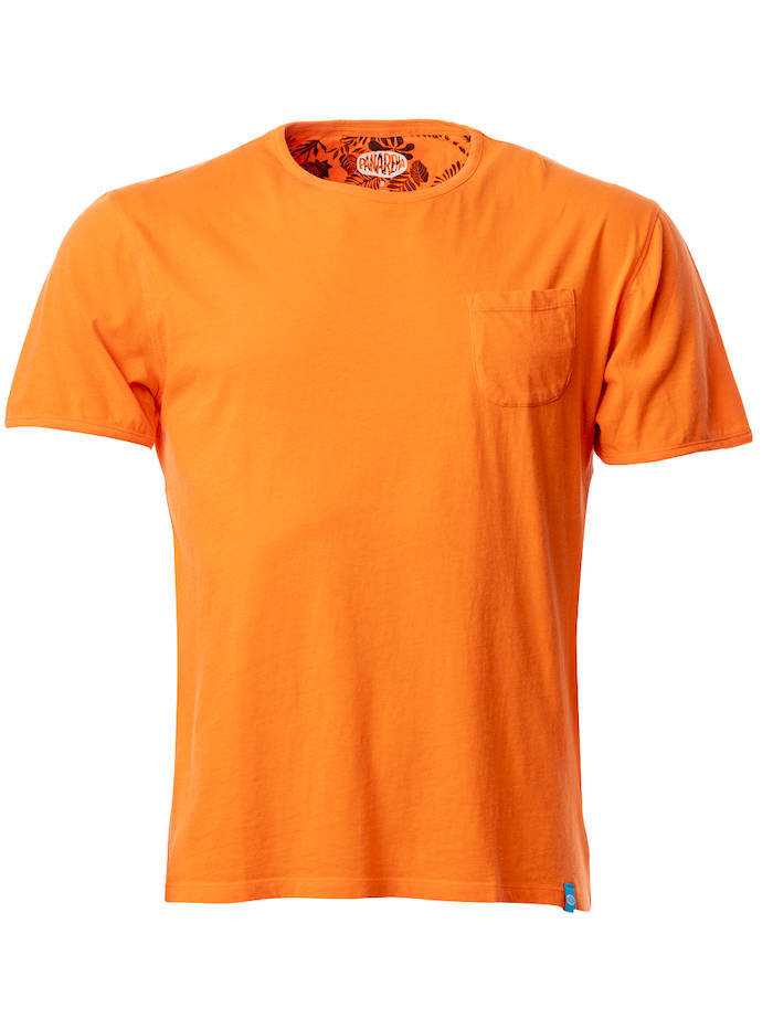 Panareha® camiseta con bolsillo MARGARITA | TH1801G07