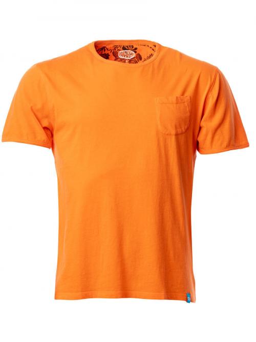 PANAREHA t-shirt avec poche MARGARITA TH1801G07