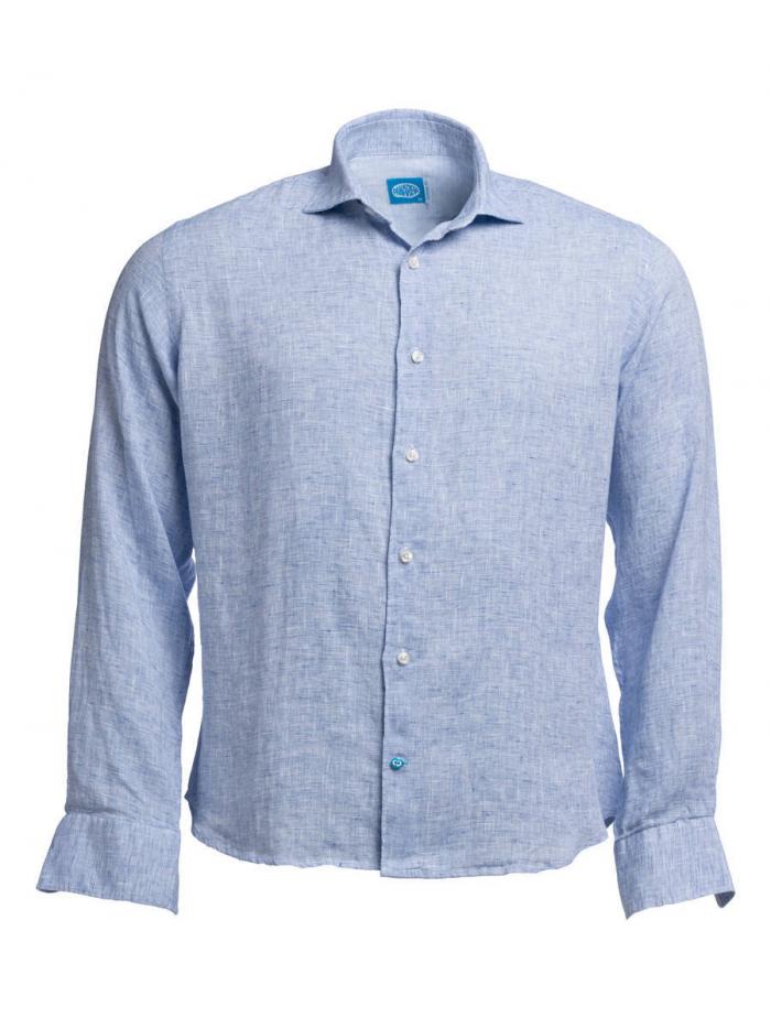 PANAREHA camisa de linho FIJI CH1851100