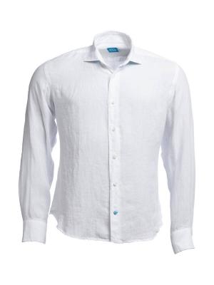 camisa de lino FIJI