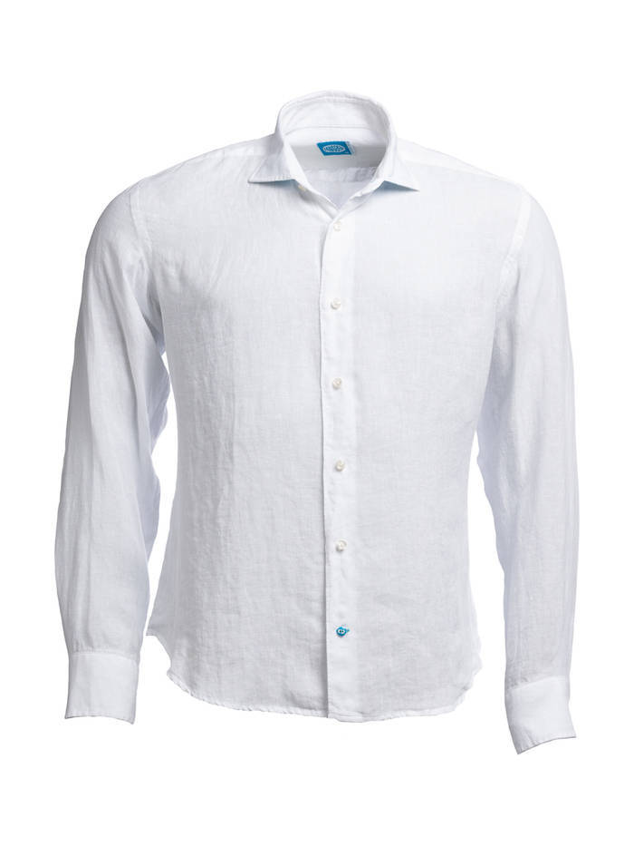 Panareha® | Camisa de linho FIJI