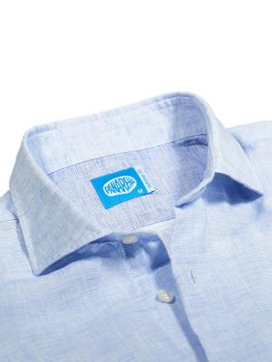 PANAREHA camisa de linho FIJI CH1838514