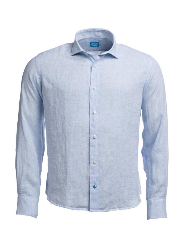 PANAREHA camicia di lino FIJI CH1838514