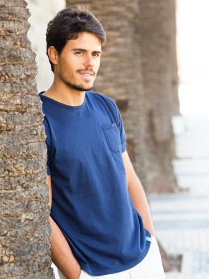 Panareha® camiseta con bolsillo MARGARITA   TH1801G09