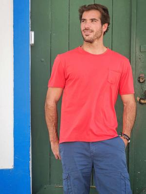 Panareha® | t-shirt con taschino MARGARITA