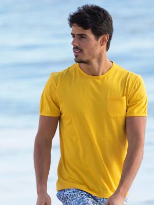 Panareha® t-shirt com bolso MARGARITA | TH1801G12