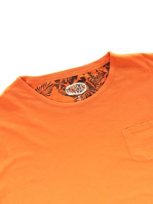 Panareha® t-shirt com bolso MARGARITA   TH1801G02