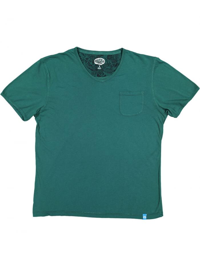 Panareha® camiseta cuello en v MOJITO | TH1802G12