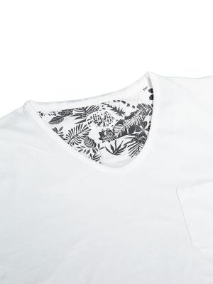 Panareha® MOJITO t-shirt v-ausschnitt   TH1802G07