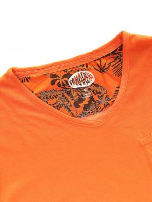Panareha® | camiseta cuello en v MOJITO