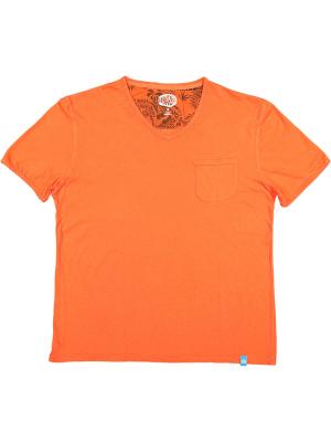 Panareha® t-shirt decote em v MOJITO | TH1802G13