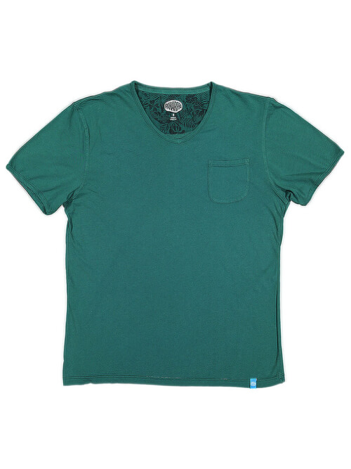 Panareha® MOJITO v-neck t-shirt | TH1802G13