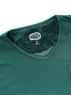 Panareha® MOJITO t-shirt v-ausschnitt | TH1802G13