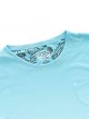 Panareha® t-shirt con taschino MARGARITA   TH1801G01