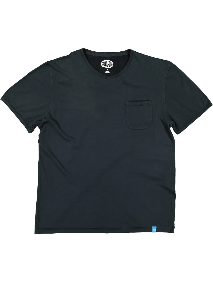 PANAREHA t-shirt com bolso MARGARITA TH1801G14