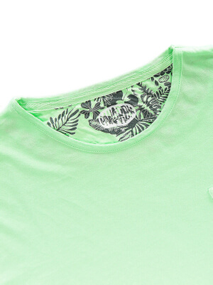 Panareha® t-shirt com bolso MARGARITA | TH1801G15