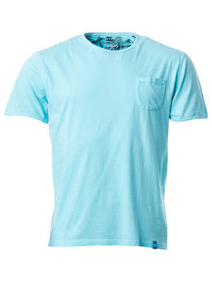 PANAREHA t-shirt com bolso MARGARITA TH1801G12