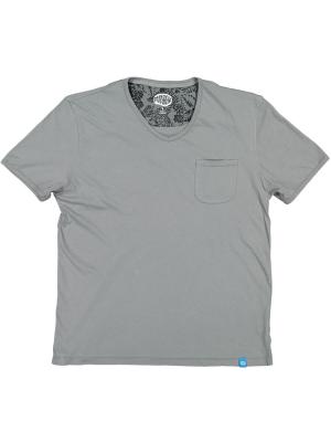 PANAREHA t-shirt decote em v MOJITO TH1802G14