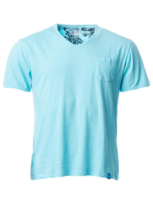 Panareha® t-shirt scollo a v MOJITO | TH1802G14