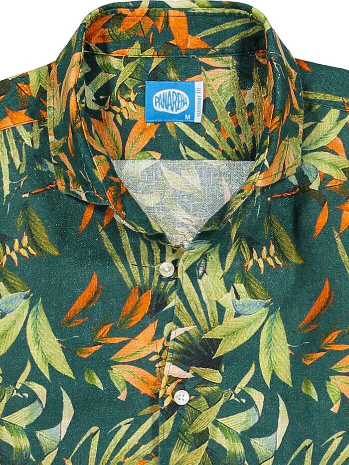 Panareha® MAUI linen shirt | CH1852F10