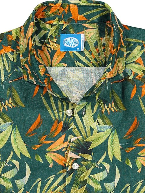 Panareha® camisa de lino MAUI | CH1852F10