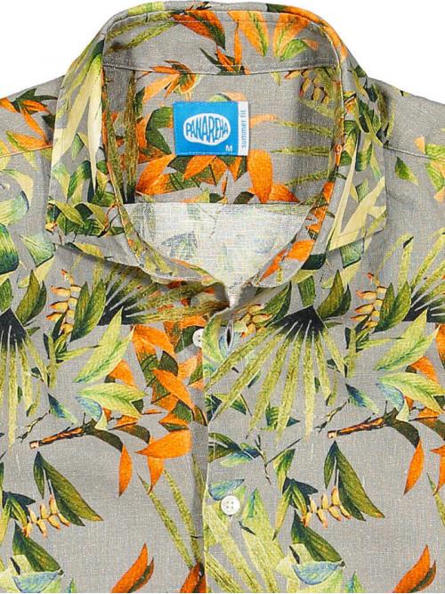 Panareha® camisa de linho MAUI | CH1852F11