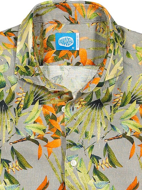Panareha® camisa de lino MAUI | CH1852F11