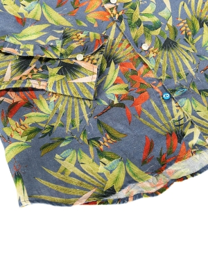 Panareha® MAUI linen shirt | CH1852F12