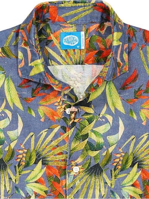 Panareha® chemise en lin MAUI | CH1852F12