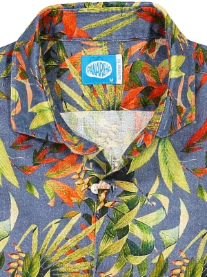 PANAREHA camisa de linho MAUI CH1852F13