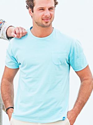 Panareha® t-shirt con taschino MARGARITA | TH1801G14