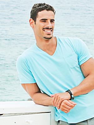Panareha® camiseta cuello en v MOJITO   TH1802G13