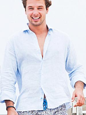 Panareha® | Camisa de lino FIJI