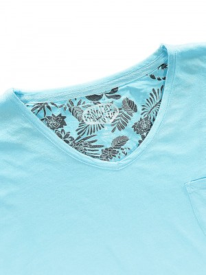 Panareha® MOJITO v-neck tee | TH1802G11