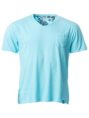 Panareha® t-shirt scollo a v MOJITO | TH1802G09