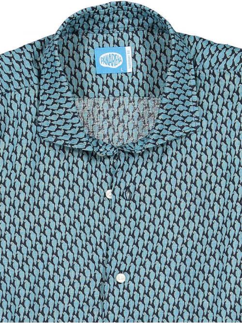 Panareha® IPANEMA linen shirt | CH1910D32