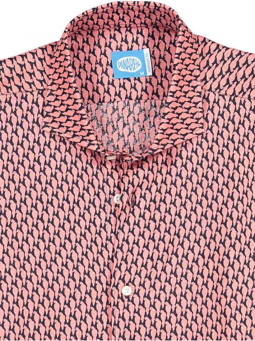 Panareha® camisa de lino IPANEMA | CH1910D33