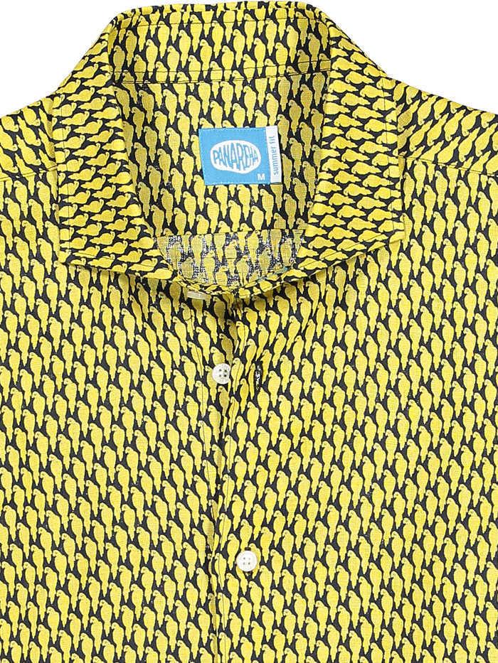 Panareha® IPANEMA linen shirt | CH1910D35