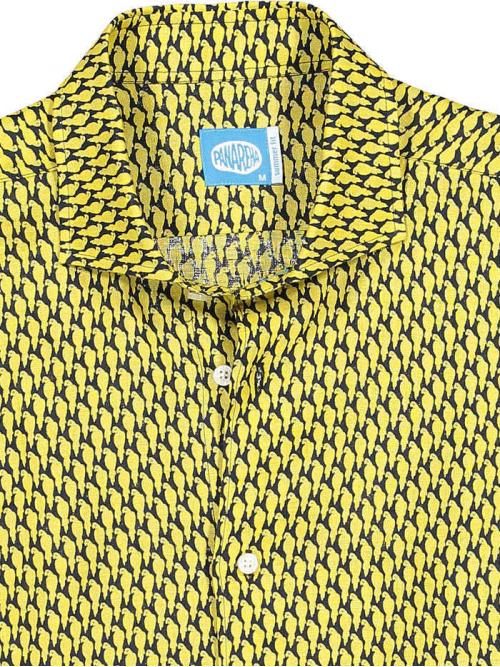 Panareha® IPANEMA leinenhemd | CH1910D35