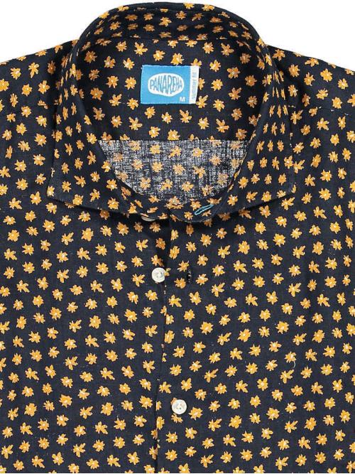 Panareha® camicia di lino PALAWAN | CH1913F16